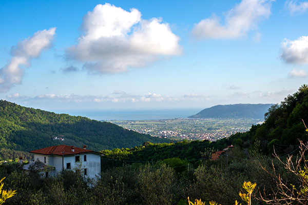 Un Ferragosto Diverso | Il Campo - Fosdinovo - Toscana | Vacanza Spirituale a ferragosto